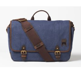 Boatswain Canvas Messenger – Navy